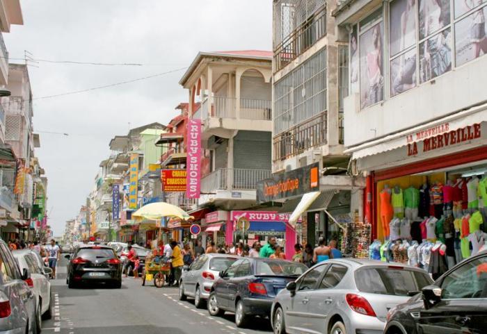 Un magasin de vêtements braqué à Pointe-à-Pitre