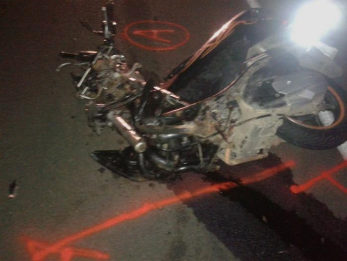 Un motard perd la vie dans un accident au Lorrain