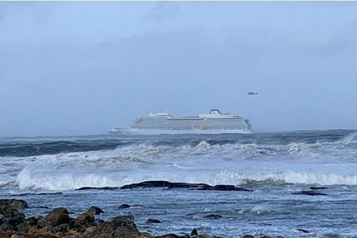Un navire de scientologie en quarantaine à Sainte-Lucie