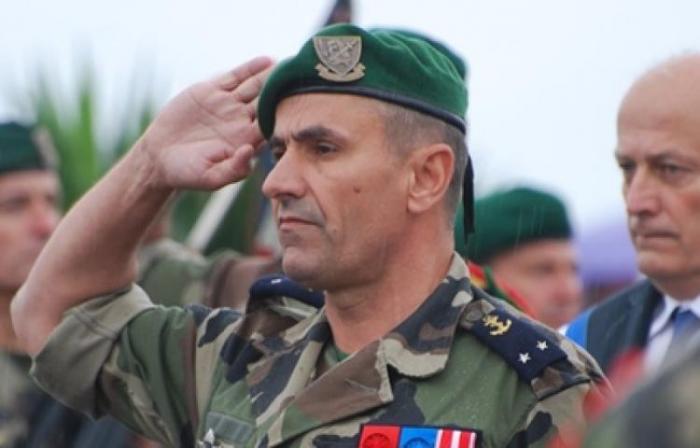 Un nouveau chef des armées aux Antilles