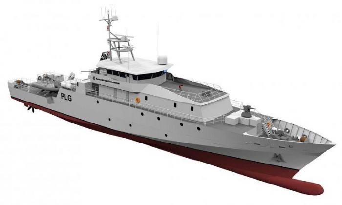 Un nouveau patrouilleur en 2019 pour la marine aux Antilles-Guyane