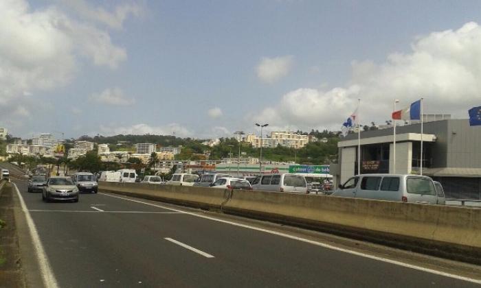 Un nouvel accident sur l'autoroute