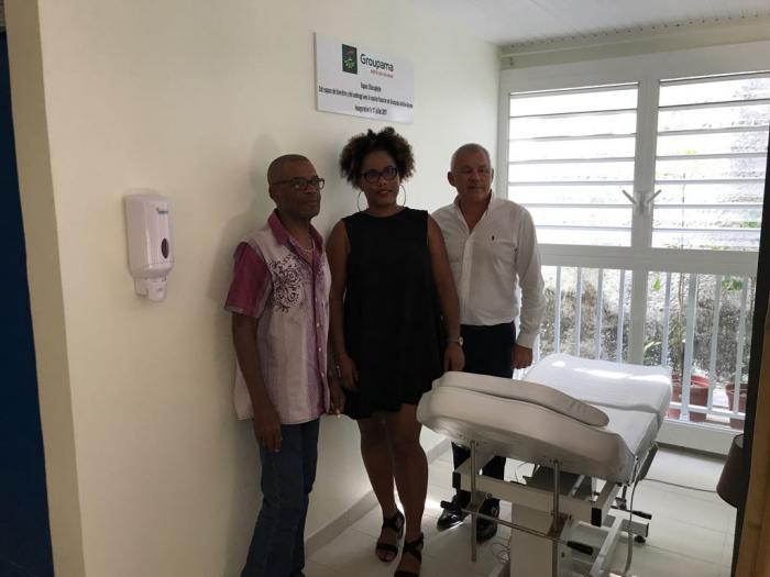 Un nouvel espace bien-être dédié aux malades du cancer