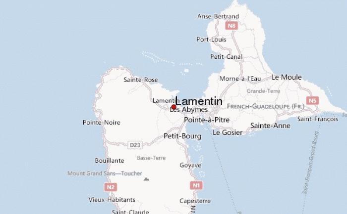 Un nouvel homicide au Lamentin