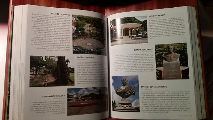 """Un """"ouvrage de référence"""" sur le patrimoine de la Guadeloupe"""