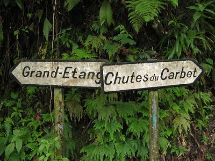 Un plan d'action régional pour augmenter l'attractivité touristique de  la Soufrière et des chutes du Carbet