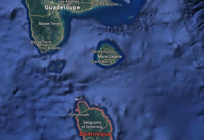 Un pêcheur dominicais toujours perdu en mer