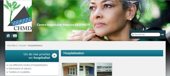 Un projet de modernisation du centre hospitalier Maurice Despinoy (ex-colson)