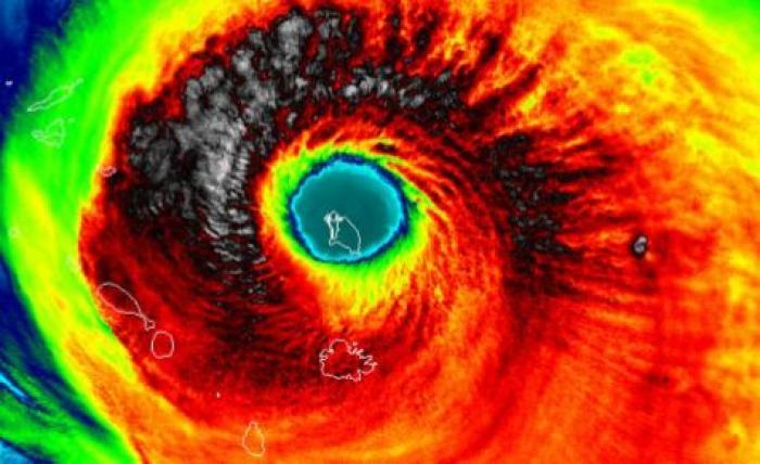Un rapport complet du National Hurricane Center sur l'ouragan Irma