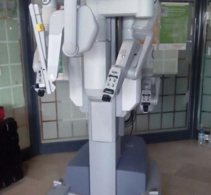 Un robot pour soigner le cancer de la prostate