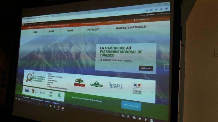Un site internet dédié à la biodiversité