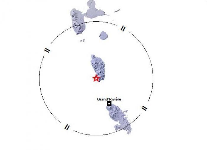Un séisme de magnitude 5.5 enregistré mardi en début de soirée