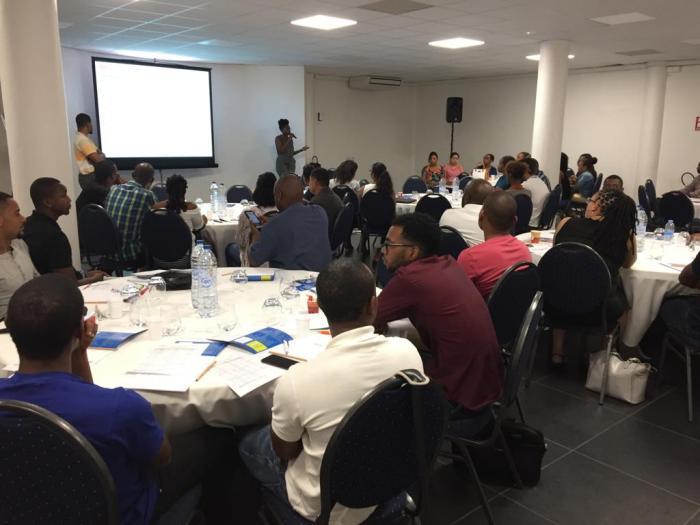 Un séminaire d'accueil pour la nouvelle promotion d'EDF Guadeloupe