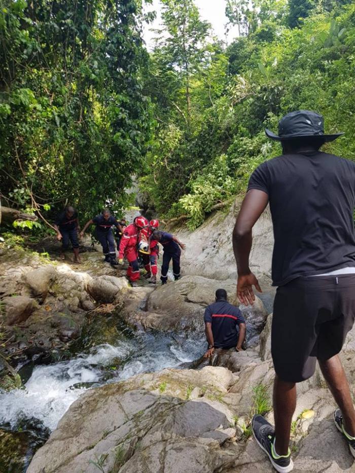 Un touriste chute lors d'une randonnée à Trois-Rivières