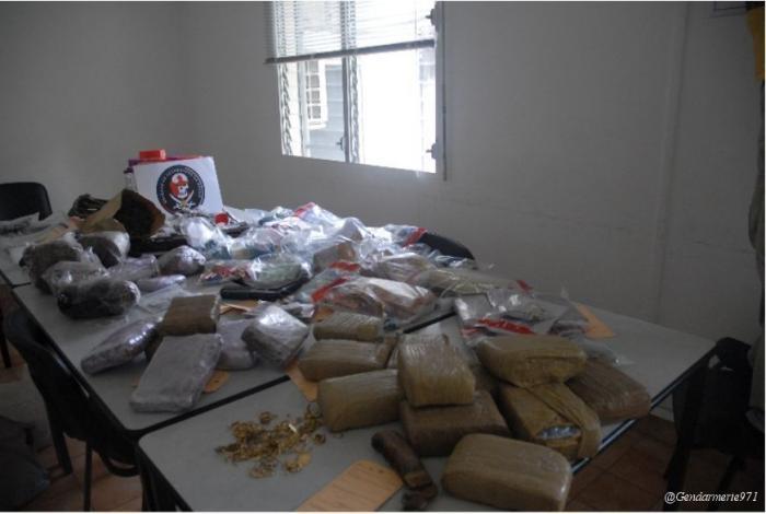 Un trafic de stupéfiants démantelé à Morne à L'Eau