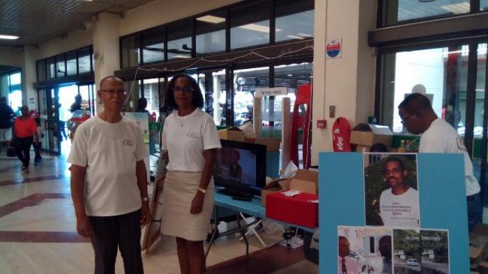 Une collecte de dons en faveur des écoliers de la Dominique