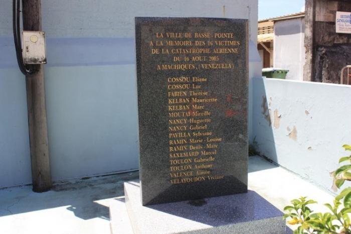 Une commémoration aura lieu à Basse-Pointe