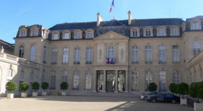 Une dizaine de maires martiniquais au Palais de l'Elysée, ce vendredi