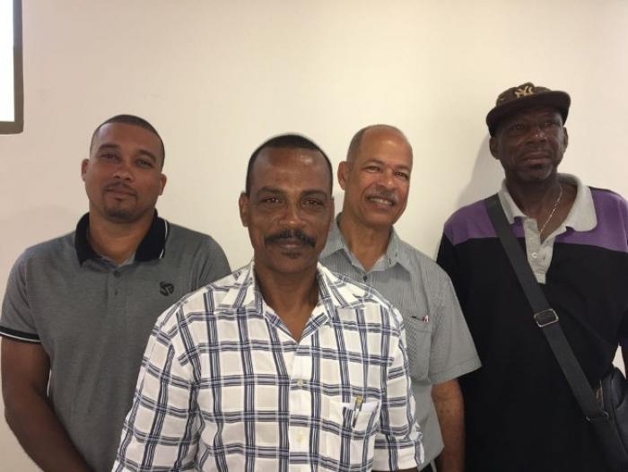 Une délégation de planteurs de canne à sucre reçue à la CTM