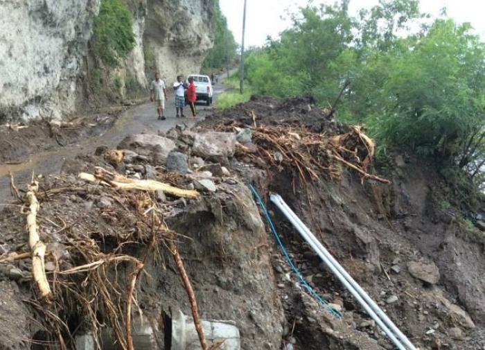 Une délégation part constater les dégâts à la Dominique