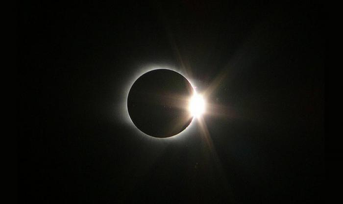 Une eclipse partielle visible en Guadeloupe ce lundi 21 août 2017