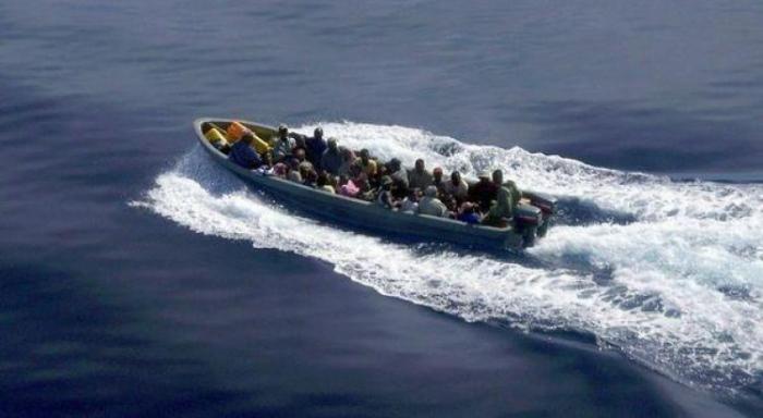 Une embarcation avec des haïtiens chavire à Gourbeyre