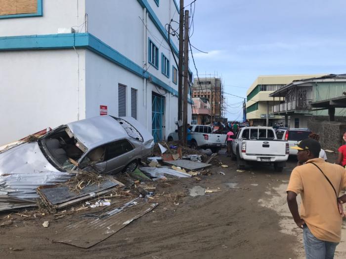 Une famille dominiquaise doit quitter la Martinique