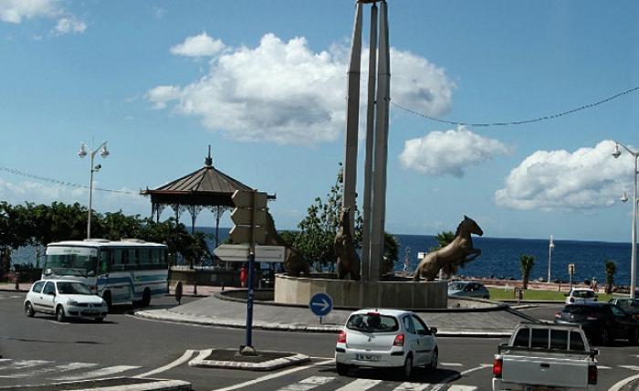 Une femme se noie sur le boulevard maritime de Basse-Terre