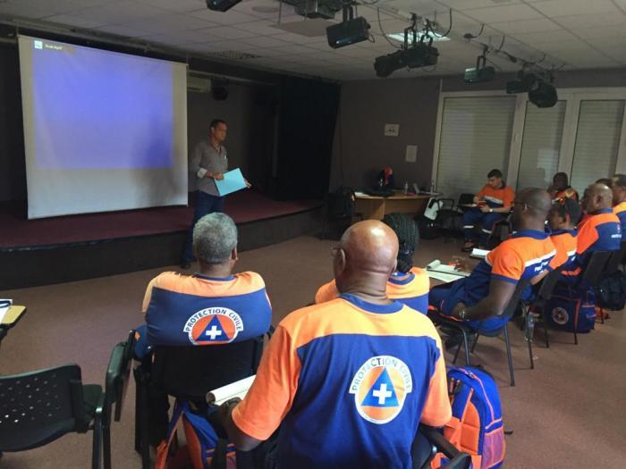 Une formation pour les bénévoles de la Protection Civile des Outre-Mer