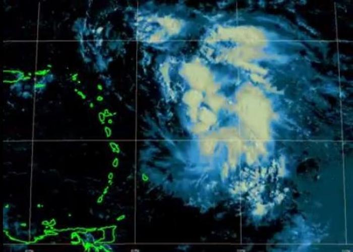 Une forte onde tropicale traversera l'Arc antillais cette nuit