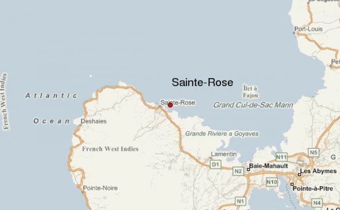 Une fusillade à Sainte-Rose