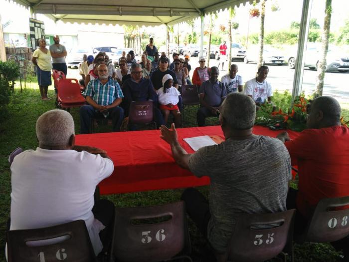 Une journée de mobilisation et de solidarité avec les habitants de la cité Grenade