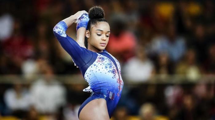 Une Martiniquaise championne d'Europe absolue en gymnastique
