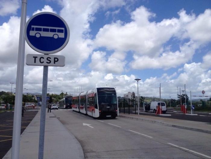 Une mise en service du TCSP avant les grandes vacances ?