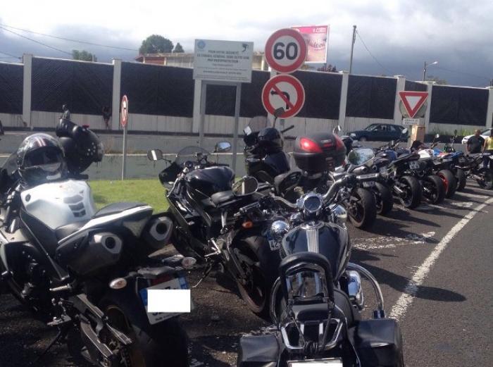 Une mère de famille meurt à moto