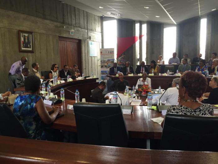 Une motion pour les communes des Outre-Mer