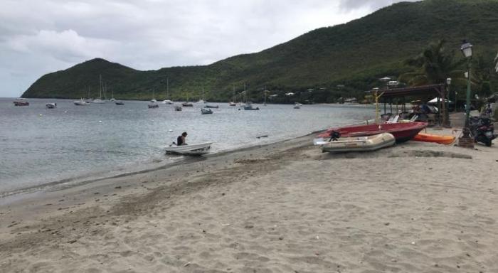 Une nageuse confirmée frôle la mort alors qu'elle nageait au large des Anses-d'Arlet