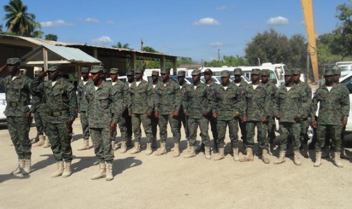 Une nouvelle force armée en Haïti
