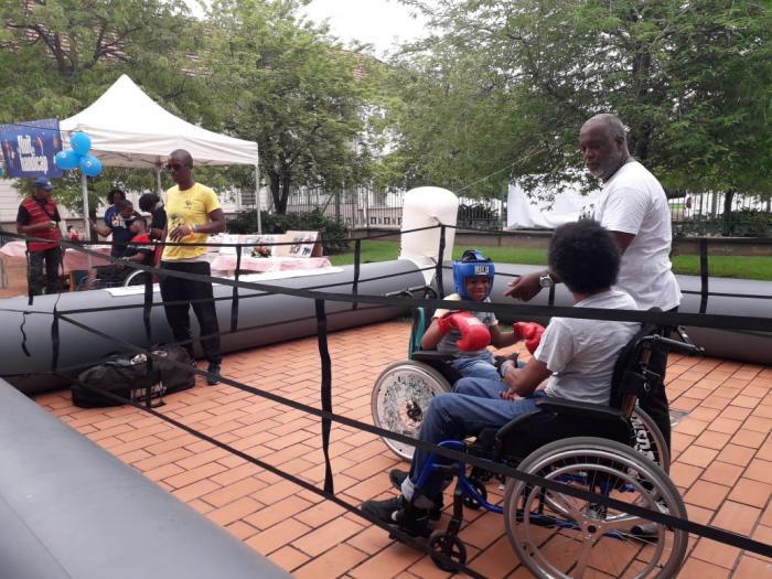 Une nuit consacrée au handicap