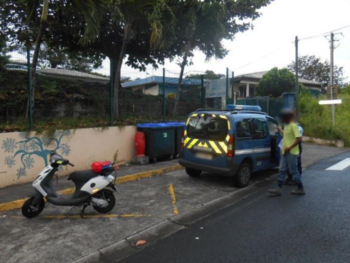 Une opération de gendarmerie aux abords d'une dizaine d'établissements scolaires