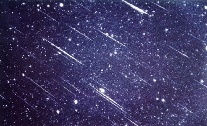 Une pluie d'étoiles filantes traversera le ciel de la Martinique