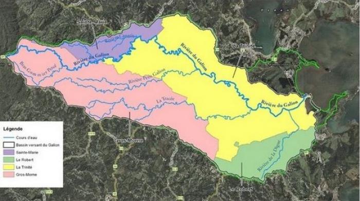 Une première plénière pour le contrat de rivière du Galion