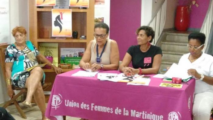 Union des Femmes de la Martinique : Etre actrice de sa vie