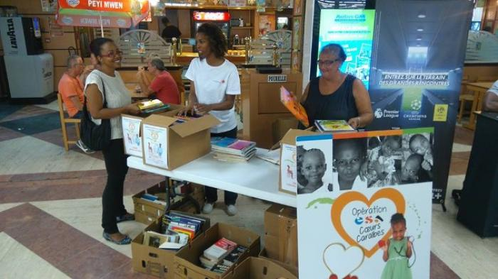 Urgence Caraïbes à la recherche de bénévoles