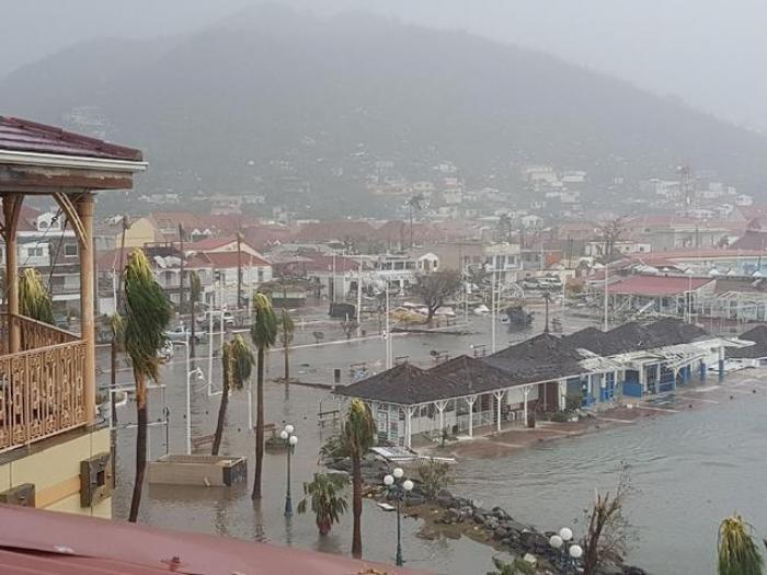 URGENT : IRMA dévaste les îles du Nord, situation de crise