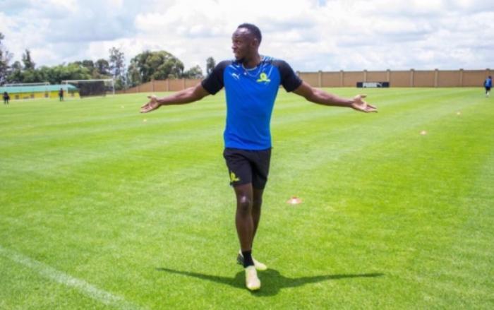 Usain Bolt a choisi son club de foot !