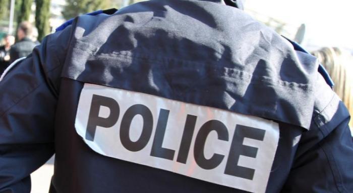 Valise suspecte devant la Caisse d'Epargne à Fort-de-France