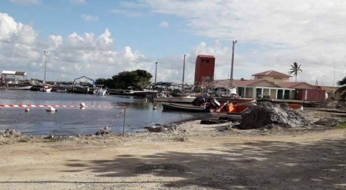 Vauclin : nouvelle difficulté dans le port au sujet du dragage