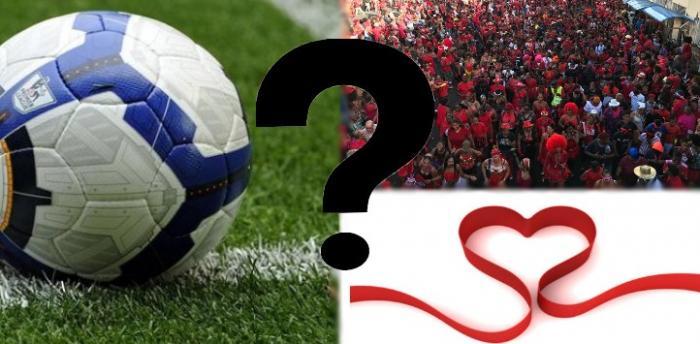 Vaval ? PSG Réal Madrid ou la St Valentin ? Votre choix est-il fait ?