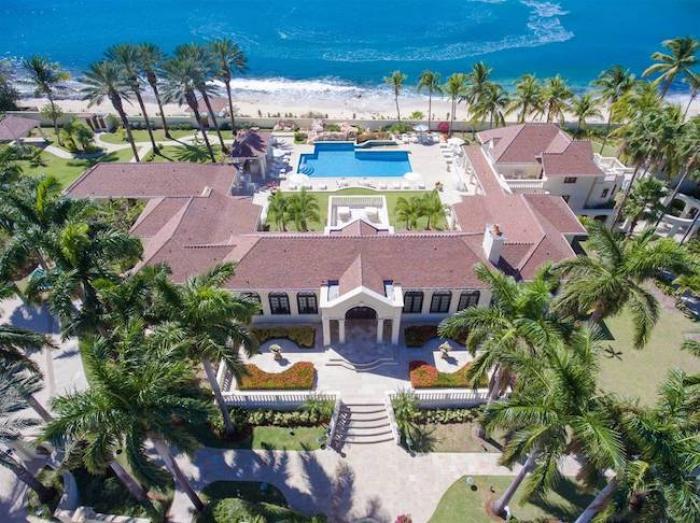 Vente de la villa Trump à Saint Martin : rien n'est fait